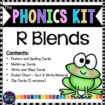 R Blends Activities   Blend Centers for Phonics Center 1st Grade