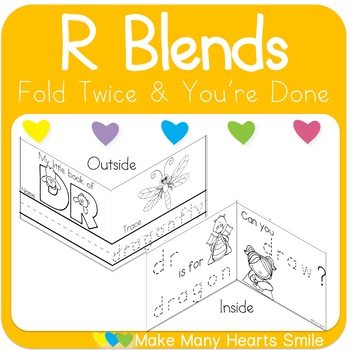 R Blends: Fold Twice and You're Done  MMHS26