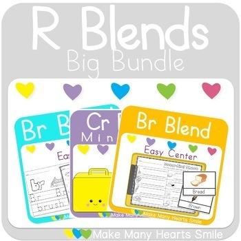 Beginning R Blends Bundle
