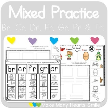 Beginning R Blends Bundle