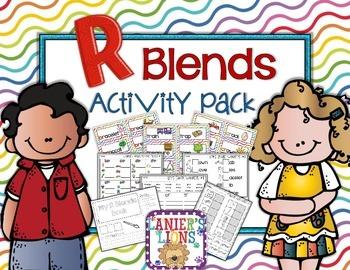 R Blends Activity Pack