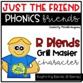 R Blends Beginning Blends Craftivity, Phonics Friends Just