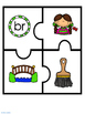 R Blends Beginning Sound Literacy Center with Coordinating Printables!