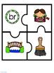 R Blends Beginning Sound Literacy Center with Coordinating