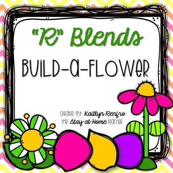 R Blends Build-a-Flower