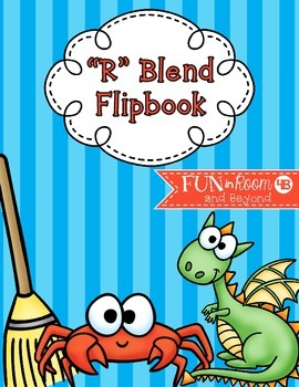 R Blends Flipbook