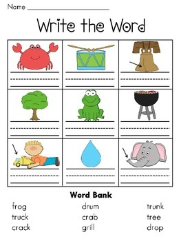 Main Verbs And Helping Verbs Worksheets Word R Blends Worksheets Pack By Miss Giraffe  Teachers Pay Teachers Grade One Printable Worksheets Excel with Worksheets On Polygons Pdf R Blends Worksheets Pack Cvc Kindergarten Worksheets Word