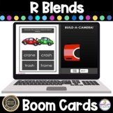 R Blends Hunt Game BOOM Cards  Phonics Activities