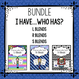 Blends - I have, who has game cards (with and without pict