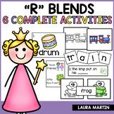 R Blends Activities