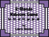R-Blends Kaboom Game