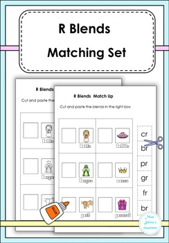 R Blends Matching Set