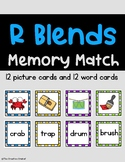 R Blends Memory Match Game
