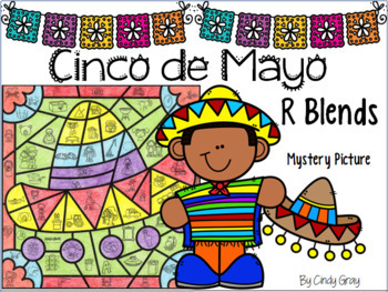 R Blends ~ Mystery Picture ~ Cinco de Mayo ~ Sombrero