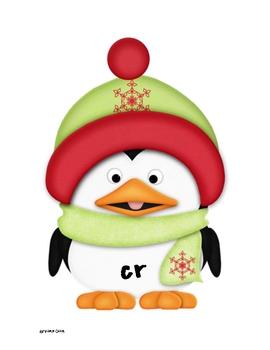 R Blends: Penguin Center