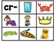 R Blends Phonics Center:  Picture Sorts
