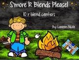 R Blends Phonics Centers