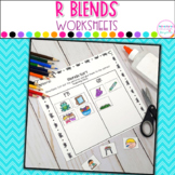 R Blends Printables and Anchor Charts