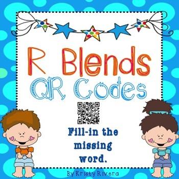R Blends QR Codes