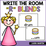 Write the Room-R Blends