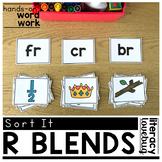 R Blends Sorts