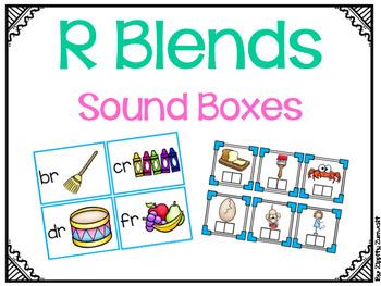 R Blends Sound Boxes