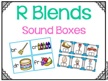 R Blends Sound Boxes