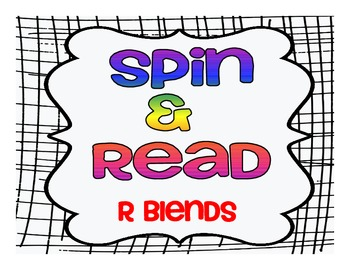 R Blends Spin & Read
