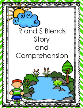R and S Blends Stories/Passages