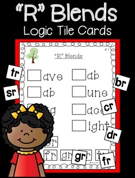 """R"" Blends Logic Tile Cards"