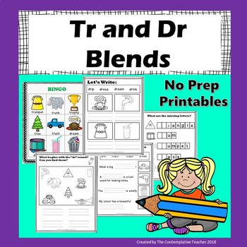 Tr and Dr Blends
