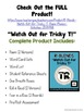 """R Blends: """"Watch Out for Tricky T!"""" FREE Poem"""