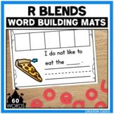 R Blends Word Building Mats