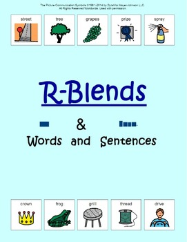 R-Blends: Words and Sentences