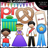 R Blends (pr) Phonics Clip Art - Consonants Clip Art