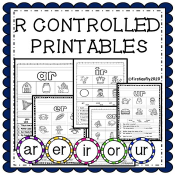 R CONTROLLED WORD WORK