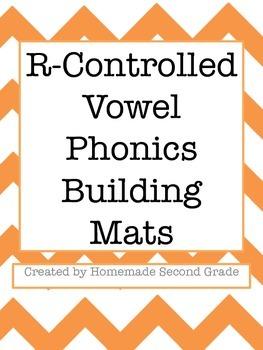 R-Contolled Phonics Mats