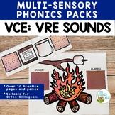 VCE: VRE Sounds | Orton-Gillingham Activities Multisensory