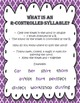 R-Controlled 2 Syllable Words