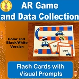 R-Controlled Vowel Phonics Game with AR word Flash Cards and Data Collection