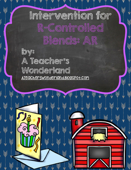 R-Controlled Blends Intervention Kit-AR