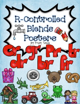 R-Controlled Blends Posters