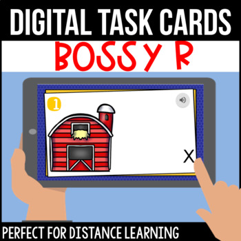 R Controlled/Bossry R Digital Task Cards