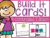 R-Controlled Build It Cards