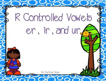 R-Controlled Bundle ER, UR, IR
