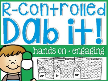 R-Controlled Dab It