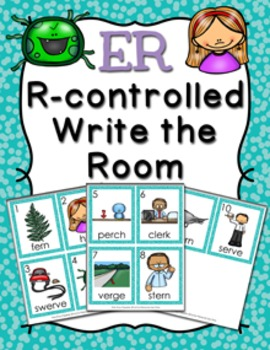 R Controlled ER Write the Room
