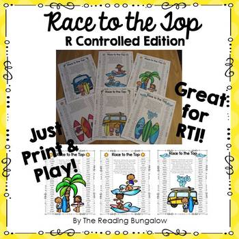 R Controlled Gameboards - Race to the Top