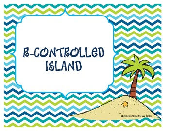 R-Controlled Island Game
