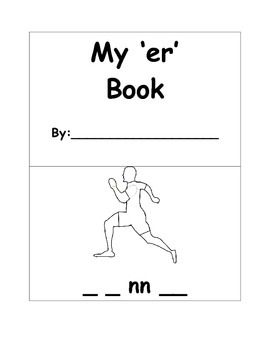 "R-Controlled ""My 'er' Book"""